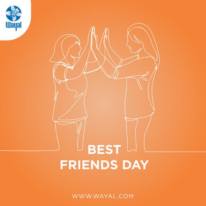 """When the world is so complicated, the simple gift of friendship is within all of our hands."" – Maria Shriver . . . #wayal #bestfriendsday2020 #bestfriendwishes #loveyourbestfriend #bestfriendsforlife #bffday #bffquotes #sendthistoyoirbestfeiend #happybestfriendsday #bestiespic.twitter.com/GS7vthGh4R"