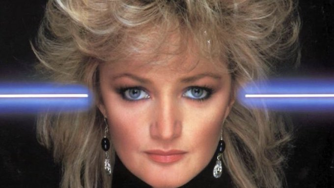 Happy 69th birthday to the iconic Bonnie Tyler!