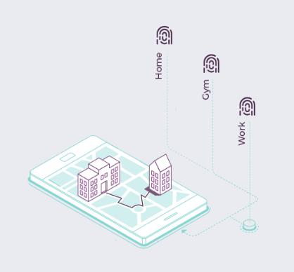 A nova forma de identidade digital é a #biometriacomportamental por localização. Identifica as pessoas sem ter que fazer nada em um app, além de serem elas mesmas, e ainda por cima mantém seu anonimato. Leia mais sobre: https://t.co/I00GncJ0ov https://t.co/7cf1p8zvpq