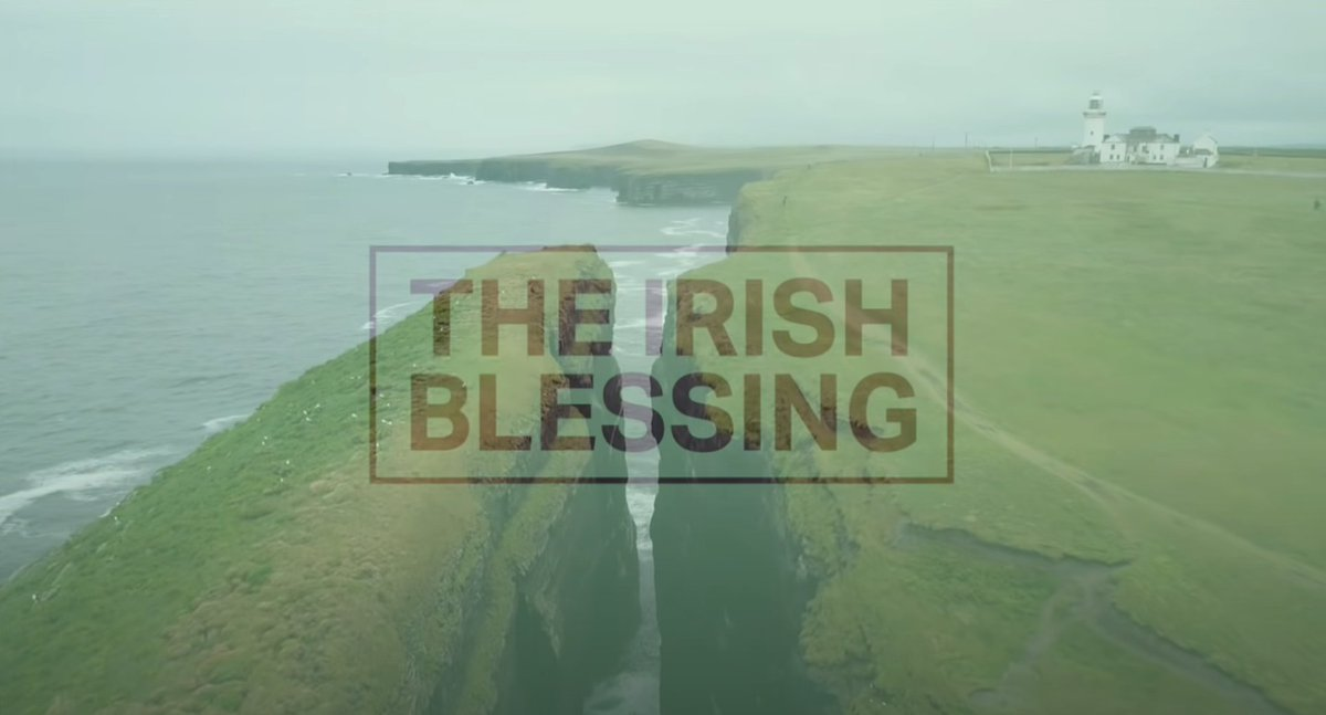 ON ROTATION: #TheIrishBlessing is still on repeat in our office! Over 300 churches & organisations joined together for the first time... 🙌 and the musicians, the scenery... 🔥🔥🔥 @PhilipMcKinley1 @MartinJMagill @BlessingIrish 👍   Check it out here >> https://t.co/ZRRWaSmEdv https://t.co/4hDeK5BR4U