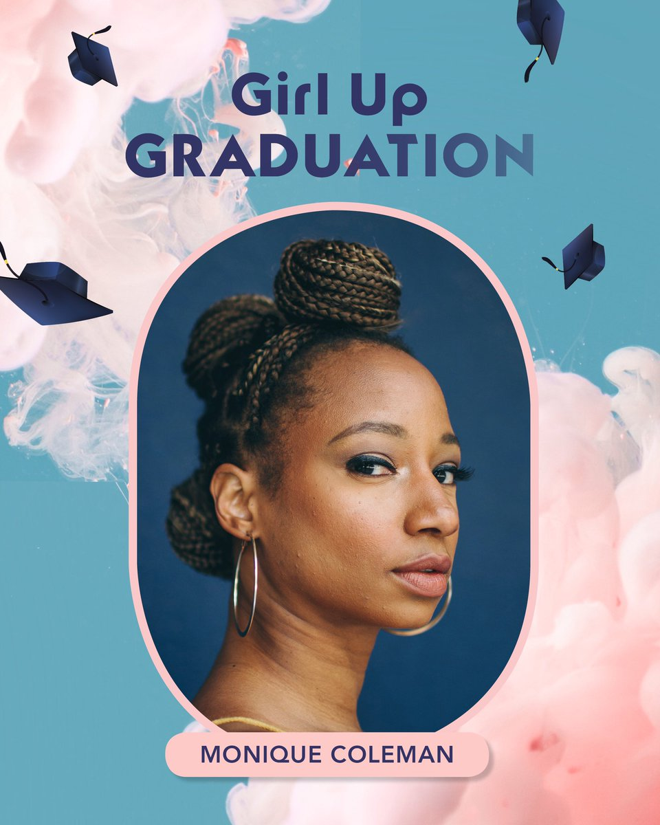 Hey, Class of 2020! 🎉 It's your time to shine 🌟 Join me in honoring the Class of 2020 at an epic, live virtual graduation hosted by @GirlUp! Tune in on Facebook and YouTube at 12 pm EST on June 8 #GirlUpGrad https://t.co/iwQV4Lc3Sp https://t.co/0Nsvp90X1z