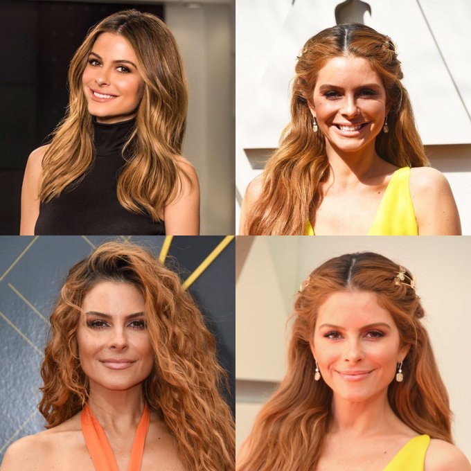 Happy 42 birthday to Maria Menounos. Hope that she has a wonderful birthday.