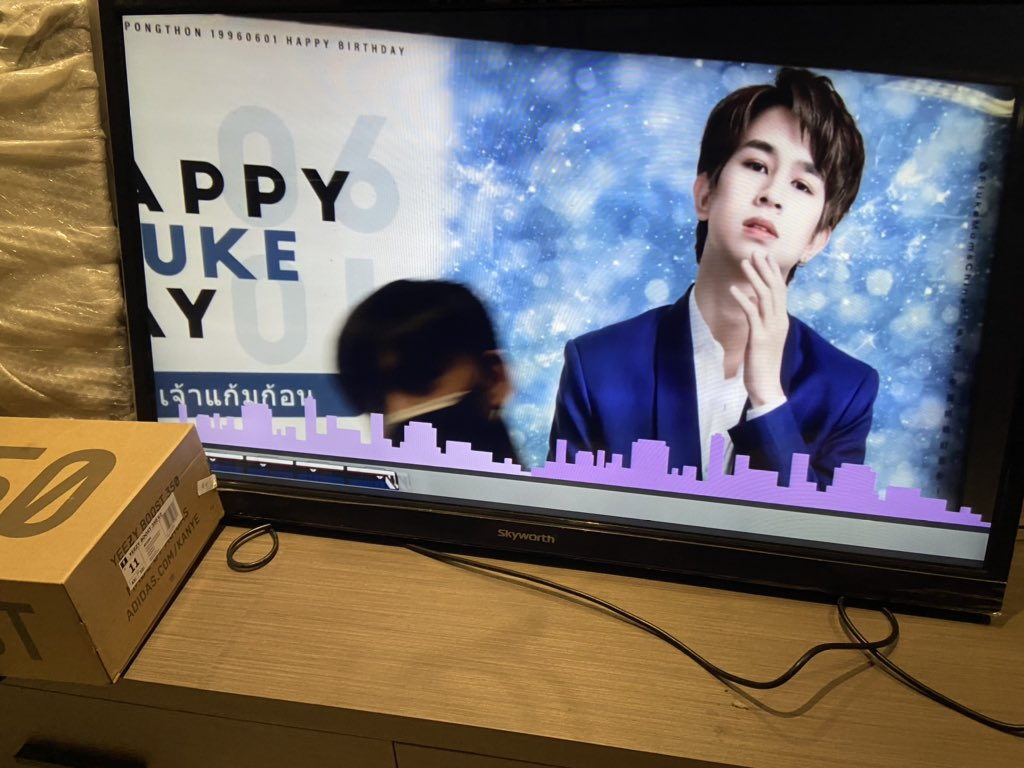 yeah!!!!thanks to @FlukeArea @FlukeChinaFC_ and other birthday projects supporters,wish we will be better next year  #ผู้เพื่อนตุ๊ดxHappyFlukeDay2020 pic.twitter.com/Pcd24k8Fyn