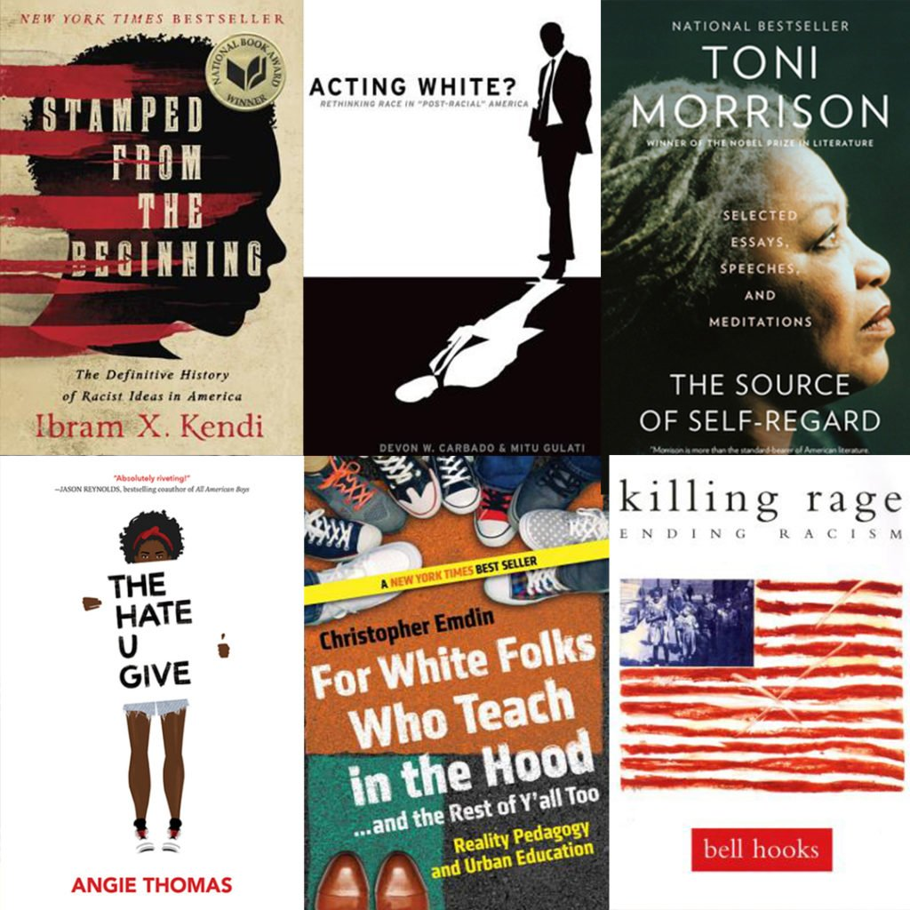 """Check out our latest article """"Social Justice and African American authored reading"""" on #MilneLibrary #FraserLibrary news and events page.  https://t.co/45KdeRcVyb   #geneseo https://t.co/SGp6XVs8nE"""