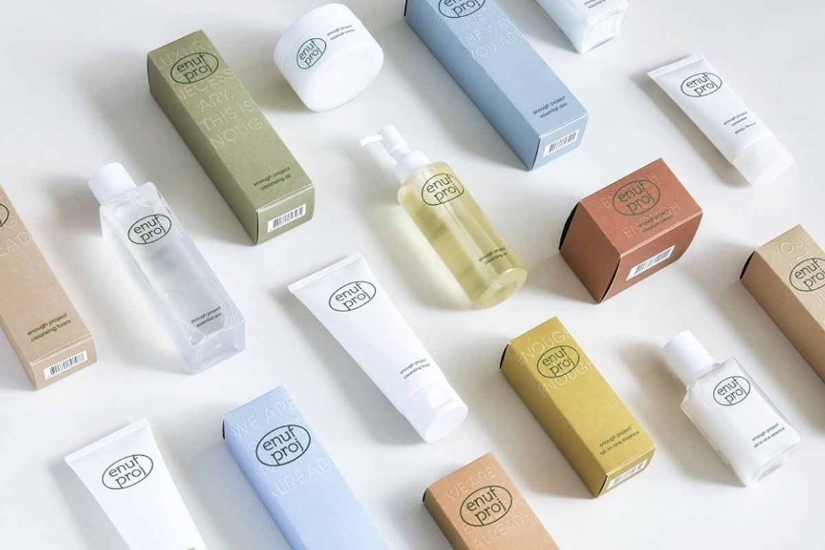 Amorepacific adds a new brand to their portfolio: 'Enuf Project' makes no-frills skincare products with a minimal formula that are suitable for all age groups and genders. Plus, their first 7 products are all vegan! #kbeautypic.twitter.com/4qvDD3n4aU