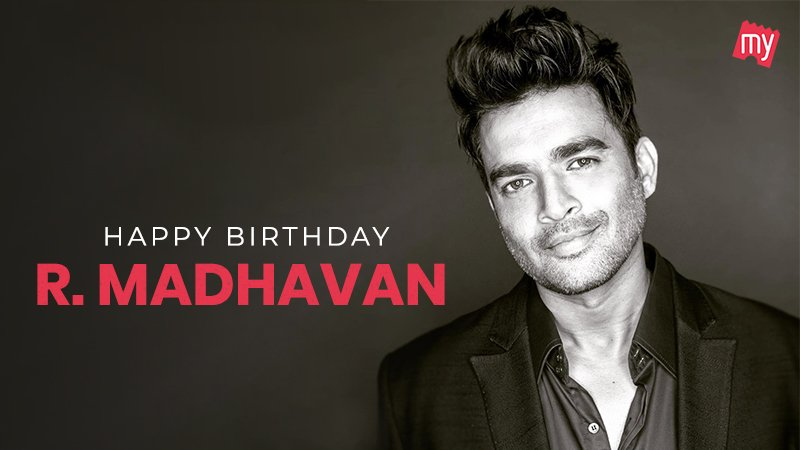 Turning 50 today is Kollywood's ultra-handsome superstar @ActorMadhavan whose winsome smile is as precious as his time-tested acting skills.  Here's wishing him a fabulous birthday and many more blockbusters in days to come!  #HappyBirthdayMadhavanpic.twitter.com/ThyKXNH2zT