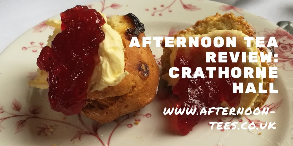 Afternoon teas in prestigious hotels are always fun! Here's a review of a chocolately afternoon tea we had at Crathorne Hall  https://bit.ly/36GvbIu  @allthoseblogs #theclqrt #BloggersTribe @UKBlogRT @Bloggeration_ @BBlogRT @TheBlogger_Hub @RetweetBloggerspic.twitter.com/yFvlovJXG7