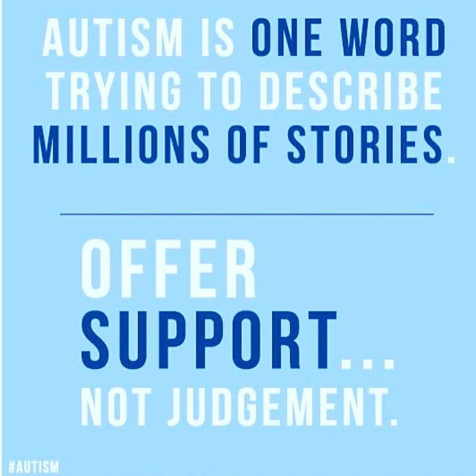 Together let's #educate the w🌍rld on the #Awareness & #Acceptance of #autism 🙌🏽💙 Every day is autism awareness day in our house 🏡 #autism #autismdad #autismawareness  #autismawarenessmonth #autismfamily #autismparent #autismrocks #lightitupblue #differentnotless https://t.co/qhvvWTE26q