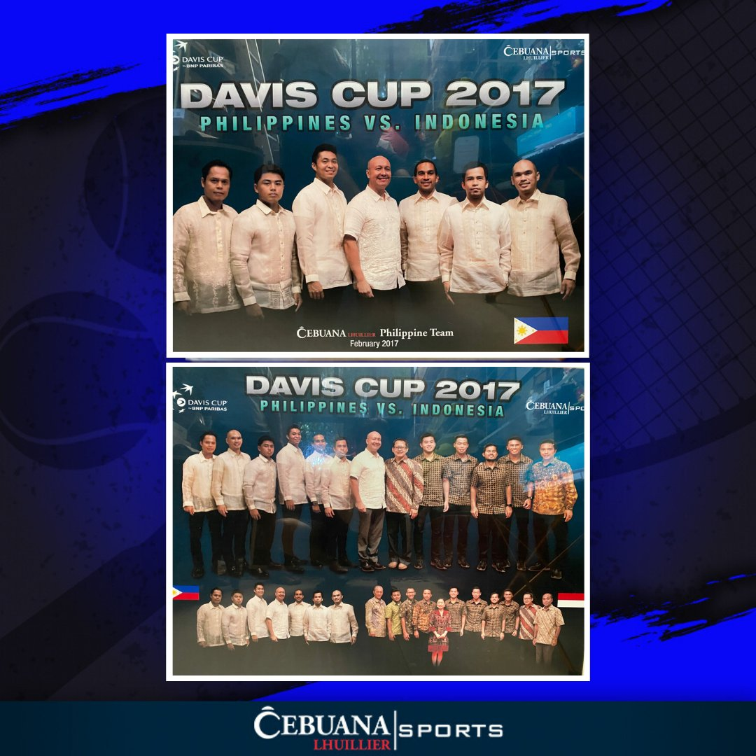 Look: In the second round of 2017 Davis Cup Asia/Oceania Zone Group II, Philippines outplayed Indonesia, 4-1, to advance to the third round against Thailand. #throwback #tennis #daviscup #tennisph https://t.co/smh0eADckQ