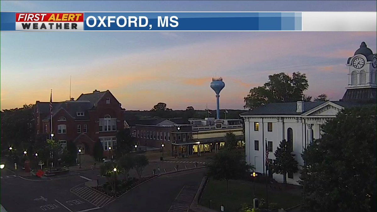 Beautiful morning in the Mid-South!