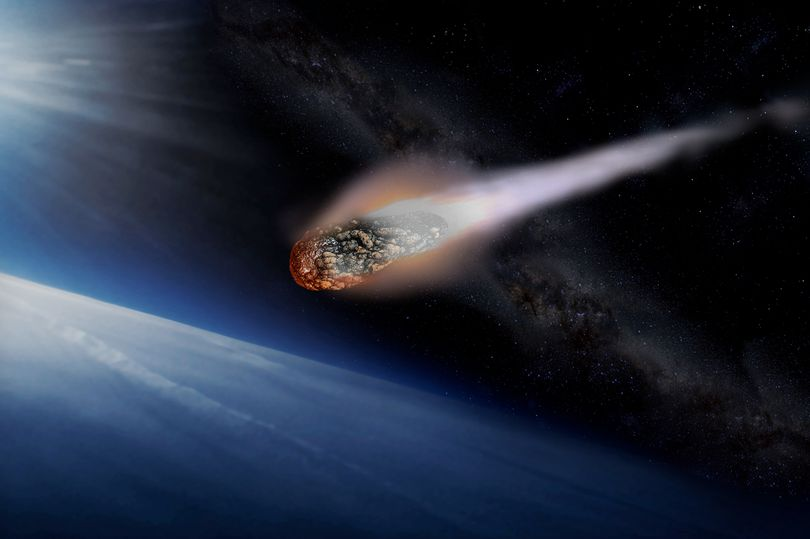 Asteroid 'taller than Empire State Building' rocketing towards Earth at 11,200mph  https://t.co/NtrHaZQXpB https://t.co/asvyN2G2rb