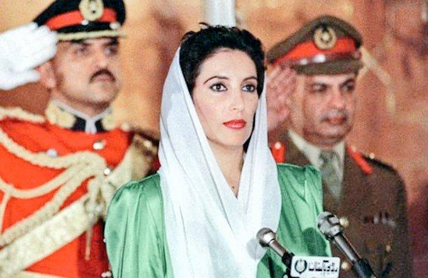 A prime leader, A Brave Woman, A Determined Daughter, A loving Wife, A fearless Mother. Benazir Benazir#BenazirBhuttoTheNationalHero pic.twitter.com/Ah4x2bBrI9pic.twitter.com/64DsLnW39d