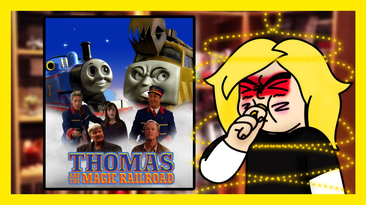 BRAND NEW VIDEO:  Only so long we can put off this conversation, but here is my talk on Thomas and the Magic Railroad!  Check it out at:  https://www.youtube.com/watch?v=0hxsPZig25w…  Be sure to like, share and subscribe!!!  #youtube #thomasandfriendspic.twitter.com/Qu07fzfB7l