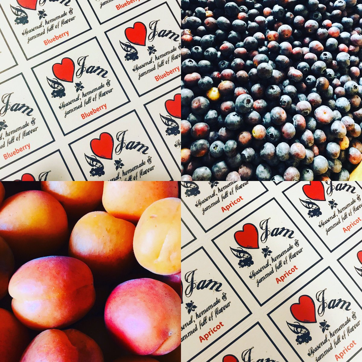 Summer - it's official!  #barricainthepark #jam #summerflavours #apricots #blueberriespic.twitter.com/gKBbHpc3y8
