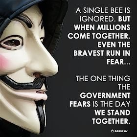 #Anonymous we are legion