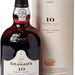Image for the Tweet beginning: Grahams 10 Years Old Tawny