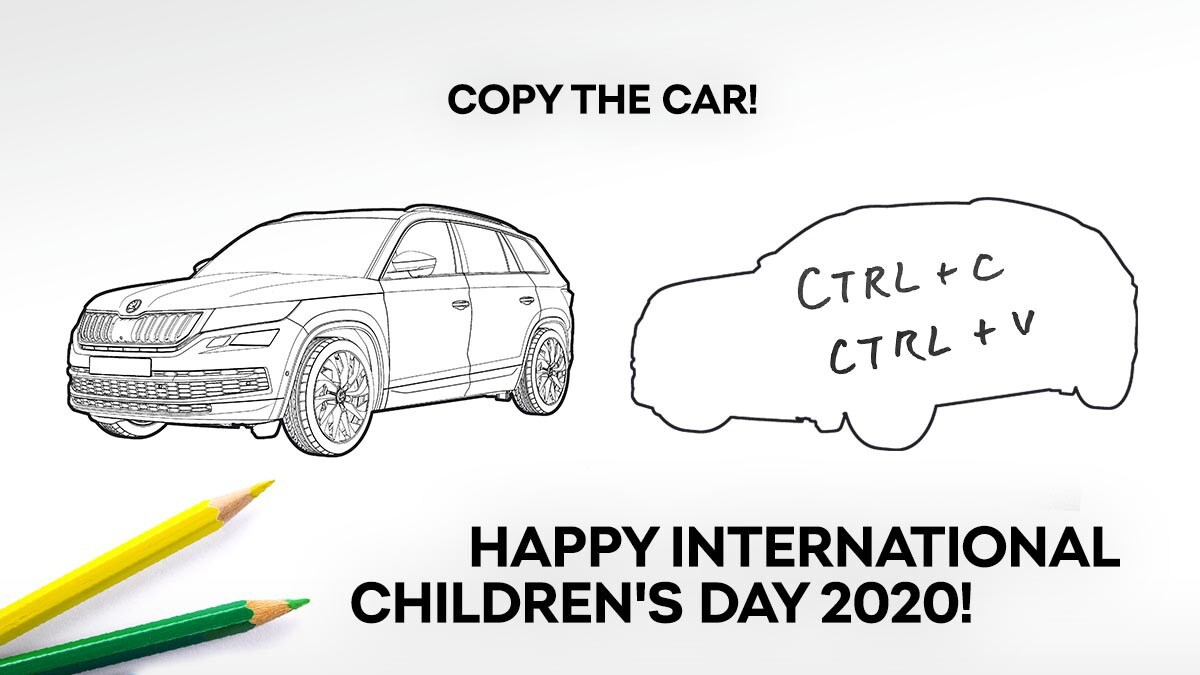 To all the little smarty-pants out there – happy #ChildrensDay from all of us at #SKODA Communications! pic.twitter.com/PKIs27qJHt