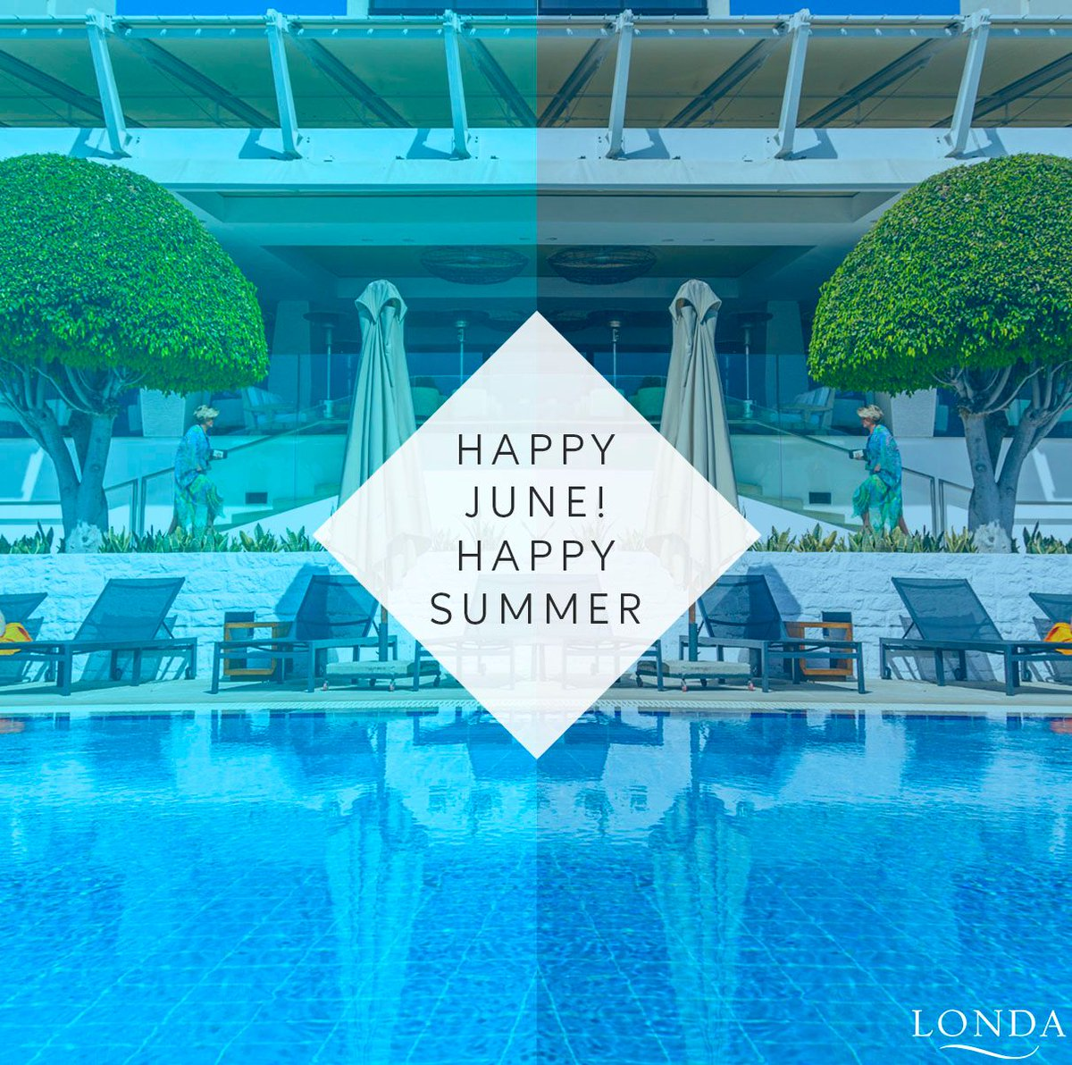 #NewMonth, New #Hope, New #Blessings, New #Life, New Goals, New Challenges… Let's hope & believe that #June will take back the negativities of the past months & bestow upon us the abundance of positivities… This June will be fabulous… after all #Summer is here!! 👏 #londahotel https://t.co/LZznEveM8i