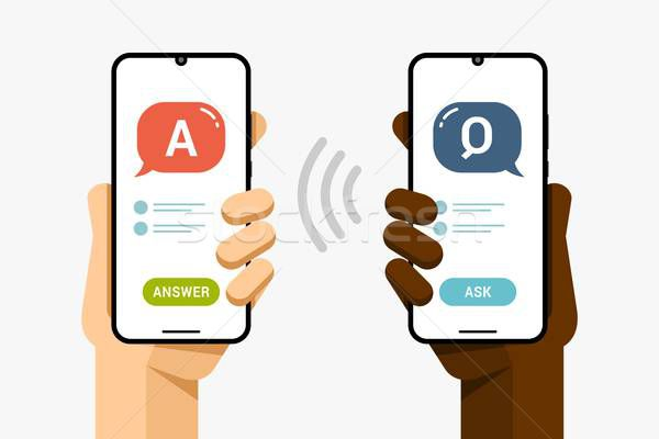 Online support via chat application https://stockfresh.com/image/10324330  #illustration #smartphone #iPhoneSE2020 #xiaomi #answer  #SamsungGalaxyS20 #Questions #help #online #wireless #chat #messenger #message #viber #WhatsApp #supportpic.twitter.com/uFb0LyXG0O