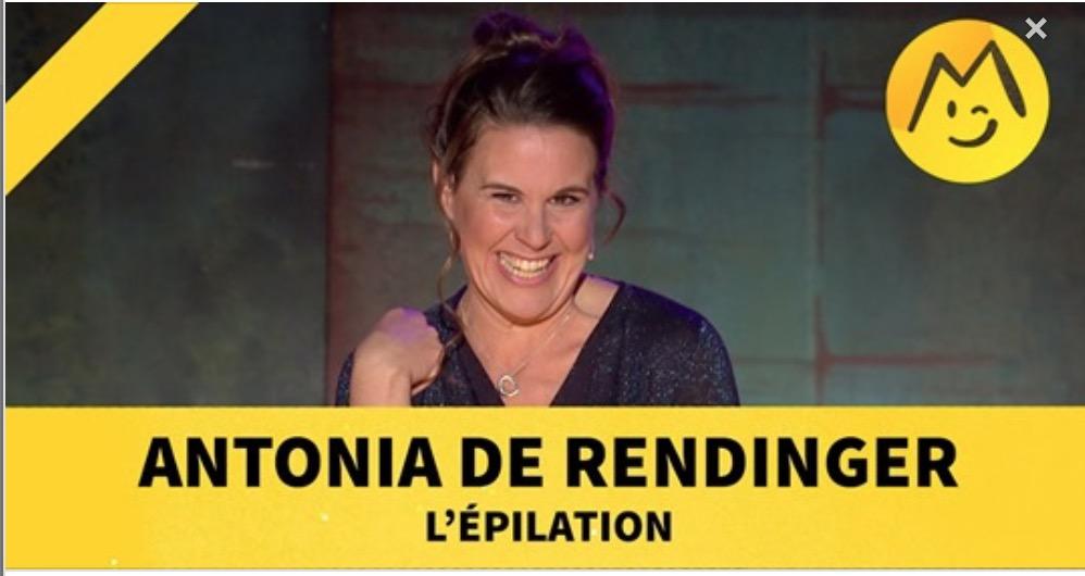 Antonia de Rendinger devait être visionnaire... Toutes les femmes qui s'épilent l'entrejambe comprendront très bien sa douleur, surtout après la période de confinement. Plus c'est long plus c'est bon ? Non non non   http://ow.ly/Bn9v50zqAVt  #humour #vidéo #épilation #piloupilou pic.twitter.com/l4Uknj2JZb