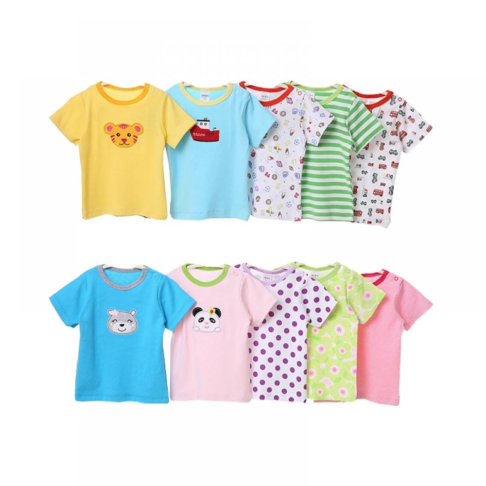 #babyshop #bebe #sweet Baby's Multicolor T-Shirts 5 pcs Set https://thehandybaby.com/babys-multicolor-t-shirts-5-pcs-set/…pic.twitter.com/aGWFsBX3Bs