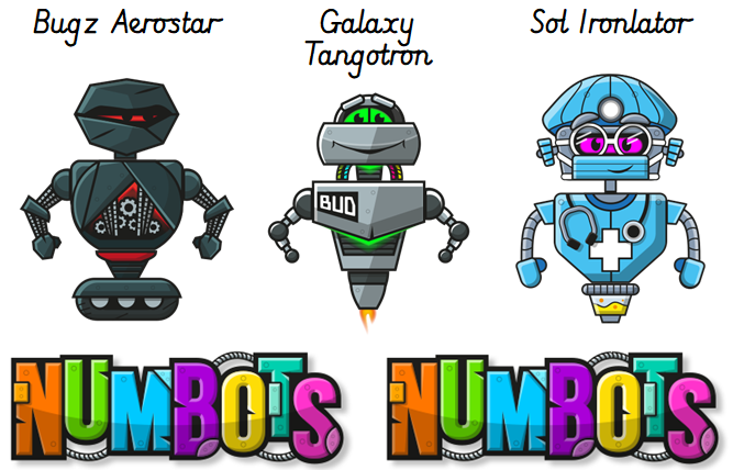 Well done to our Reception and Year 1 @Numbots top scorers since Easter! Lots of you have been working really hard to help Rusty! Rec: Ron Uniceptor, Carbon Thetastar & Zinc Astrotron Y1: Galaxy Tangotron, Bugz Aerostar & Sol Ironlator pic.twitter.com/IyBv41fGjy