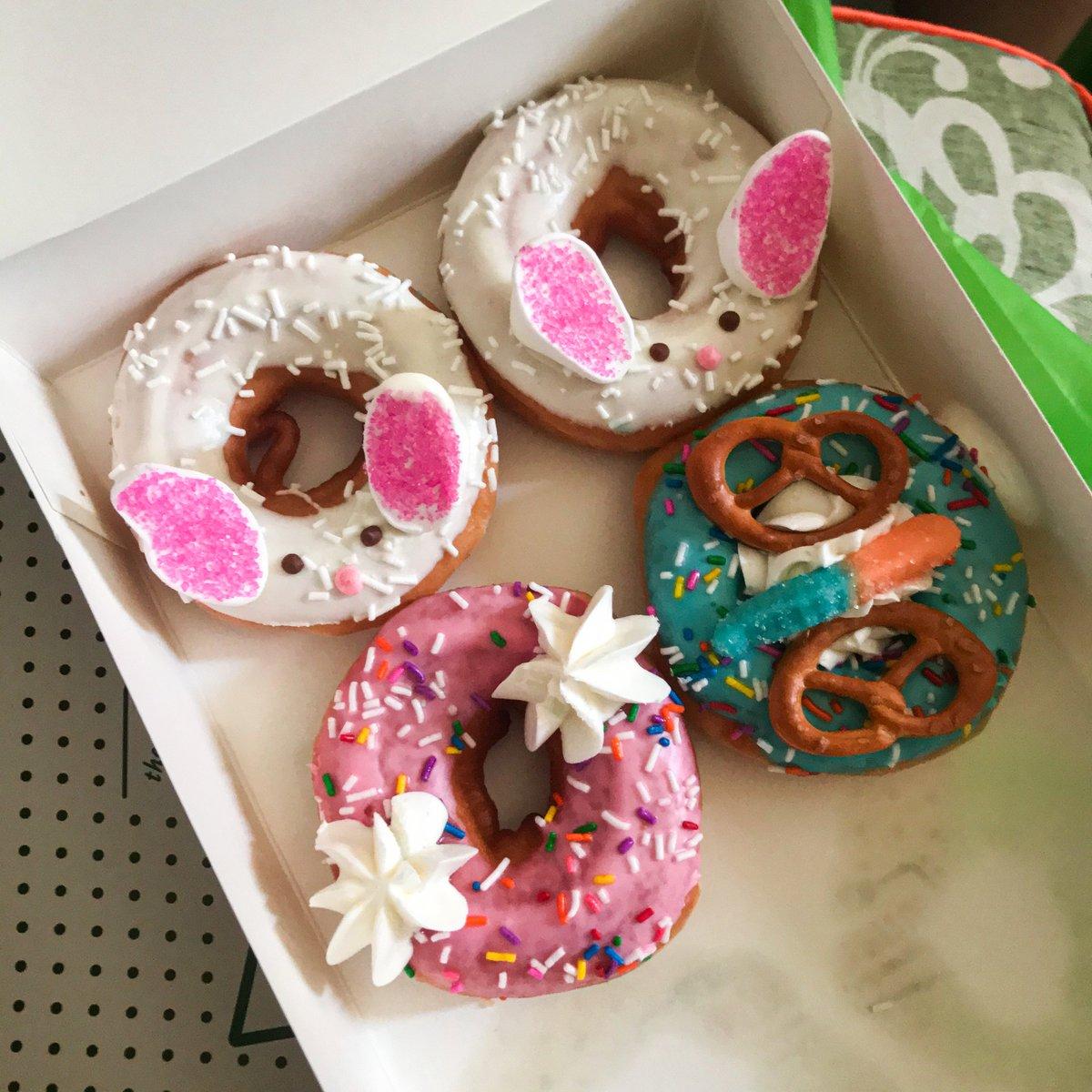 Funny Bunnies by Krispy Kreme. 🍩🐰   #photooftheday #pics #picoftheday #bestoftheday #popularpic #popularphoto #foodgasm #food #foodtography #foodporn #foodieph #manilaeatup @marty91190 #trivia @krispykreme @krispykremeph