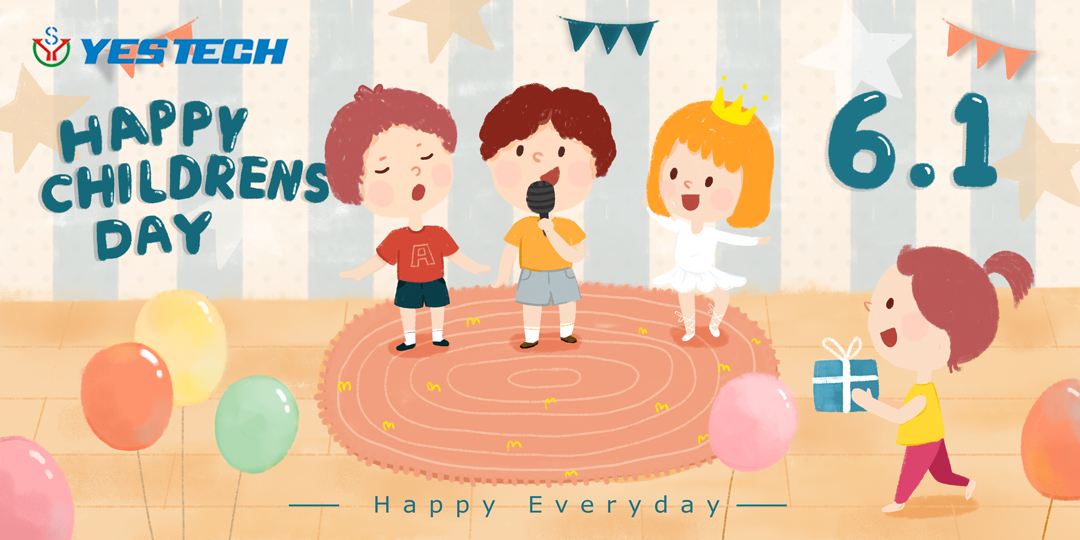Happy Children's Day Hope you keep curiosity, imagination and courage. Be a better person.   #yestech #happychildrensday #Festival pic.twitter.com/B5ZEXQDj7Q