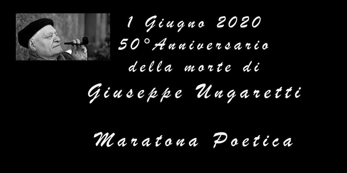 #GiuseppeUngaretti