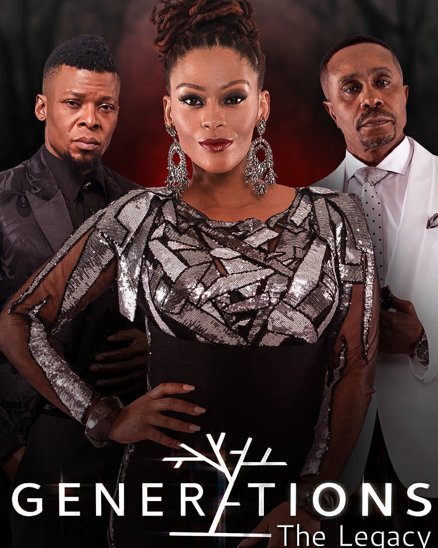 Tonight! Tshidi makes her return to @Gen_legacy   Catch me on @Official_SABC1 at 8pm! 1/06/2020   #GenerationsTheLegacy #TheReturnOfTshidi #Tshidi #Actor #SetLife pic.twitter.com/RMlDINVvBf