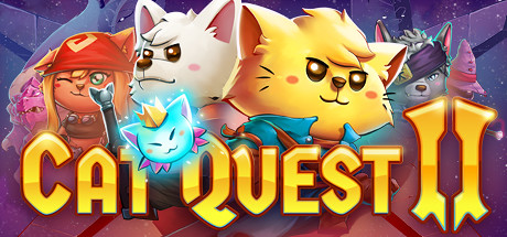 Cat Quest 2 giveaway!  To join in: 1. Retweet 2. Follow @TheGentlebros (DEV) + @KnoefNL  3. Comment your region (EU/NA)  Platform: PlayStation 4  Big thanks to our buddies @PQubeGames as always <3   Trophy Guide: https://knoef.info/trophy-guides/ps4-guides/cat-quest-ii-trophy-guide/ …  #catquest #giveaway #dogs #cats #ps4pic.twitter.com/LxptIX7sxf