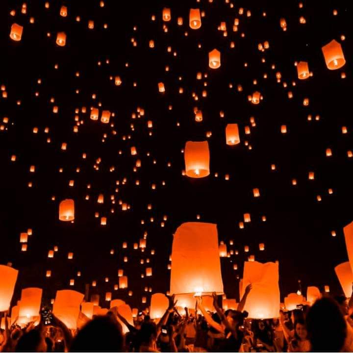 The place I want to go, the Lantern Festival in Thailand! https://t.co/BKH2axljYl