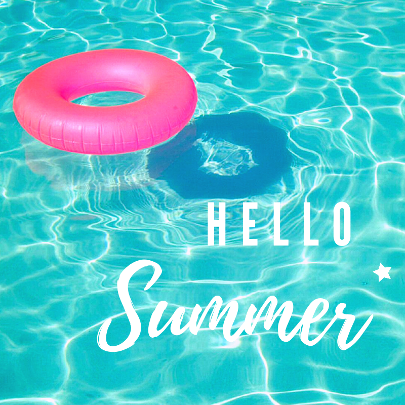 Get ready for your Summer state of mind!  #summer #sunshine #summervibes