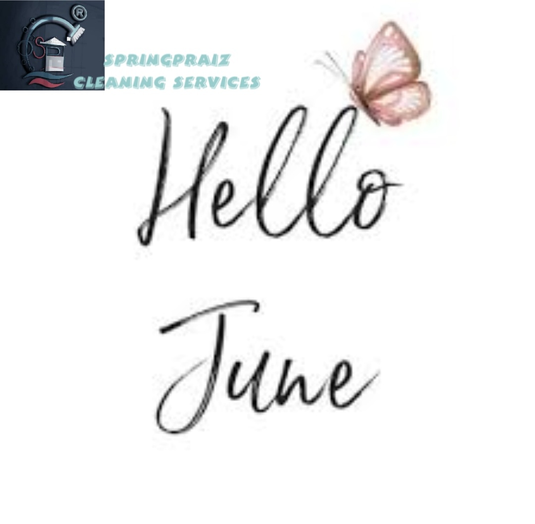 May this month bring you success and well-being in your professional and personal life! #springpraizcleaningservices #springpraizcleaning #june #happynewmonth #happy #monday #greatday #makestuffhappen #Mondaymotivation #mondaymood #grateful #gratefulheart #iamgrateful #thankfupic.twitter.com/3pAL6GWYUN
