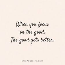 """Morning guys welcome back, remember this half term """"Focus on the good"""" #wellbeing #staypositive #focusonthegoodpic.twitter.com/EI2TvsPo81"""