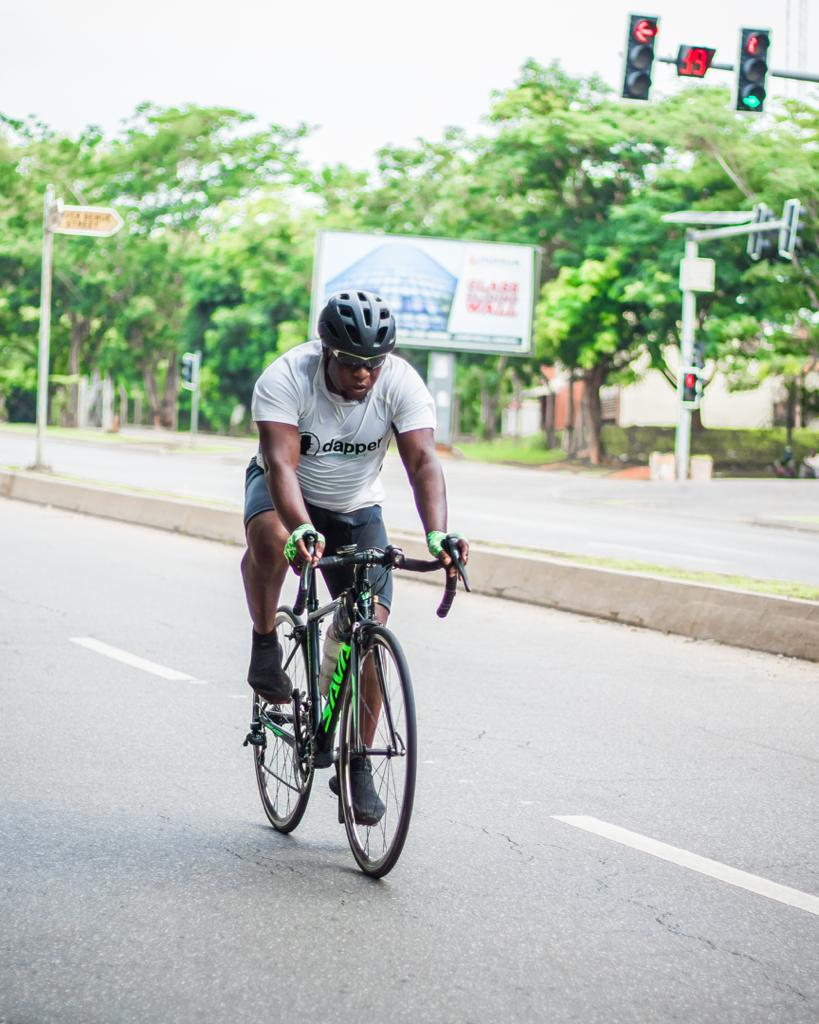 #DYK The World bicycle day recognizes the potential of bicycles to contribute to the achievement of the Sustainable Development Goals #moveagainstcovid19 #worldbicycleday2020 #coordinatedmovement #digitaleconomy #bicycles #trees #climateaction #racing4sdgs2.1 @dapper_es