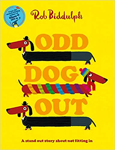 New on my book review blog today: Odd Dog Out by the amazing @RobBiddulph. discoverchildrensbooks.blogspot.com