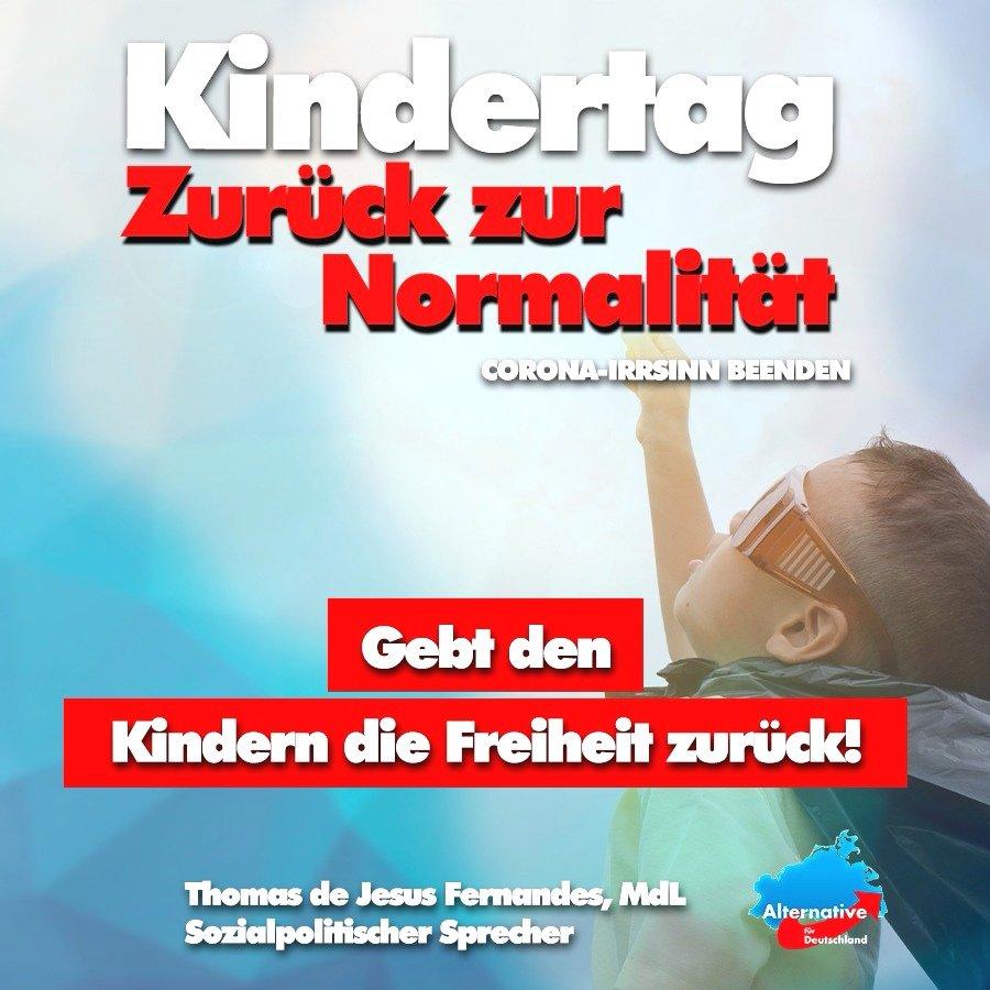 #Kindertag