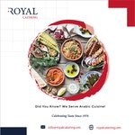 Image for the Tweet beginning: Did You Know? #royalcatering #royal #catering