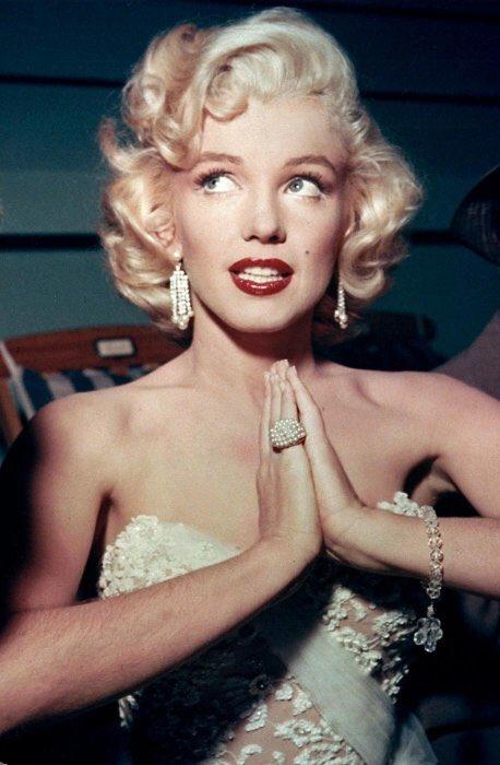 #MarilynMonroe