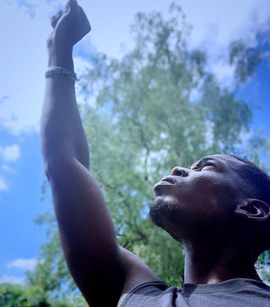 Paul Pogba speaks out 🗣 #BlackLivesMatter