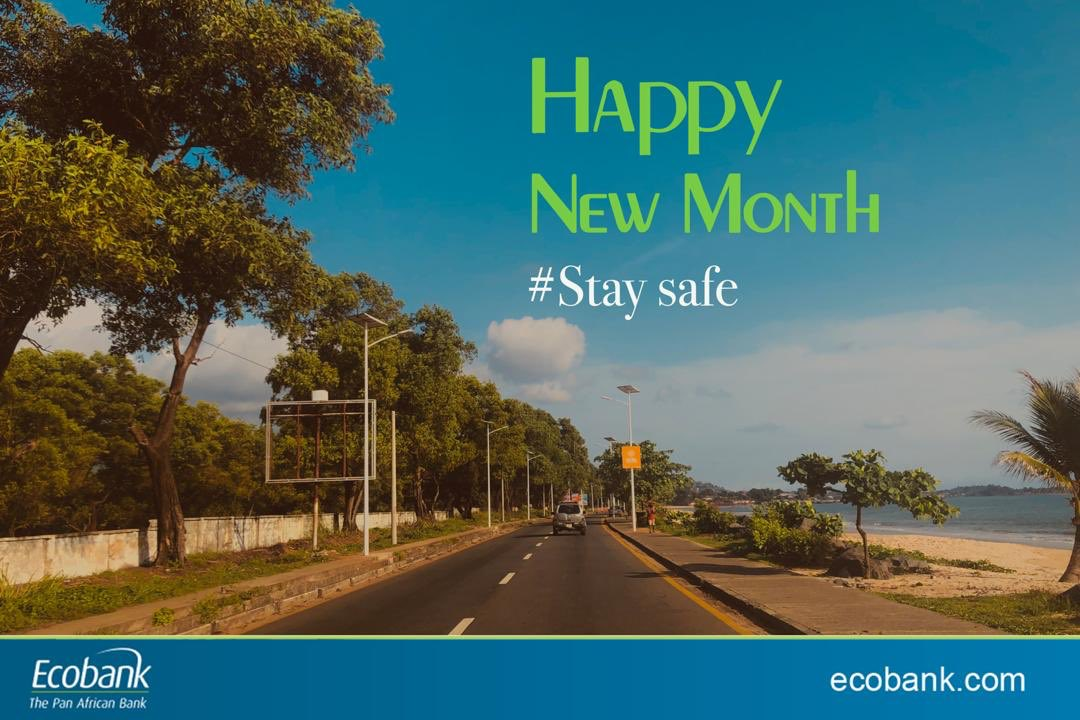 Happy New month to all our customers and potential customers. #staysafe pic.twitter.com/2ysmPCFzx2