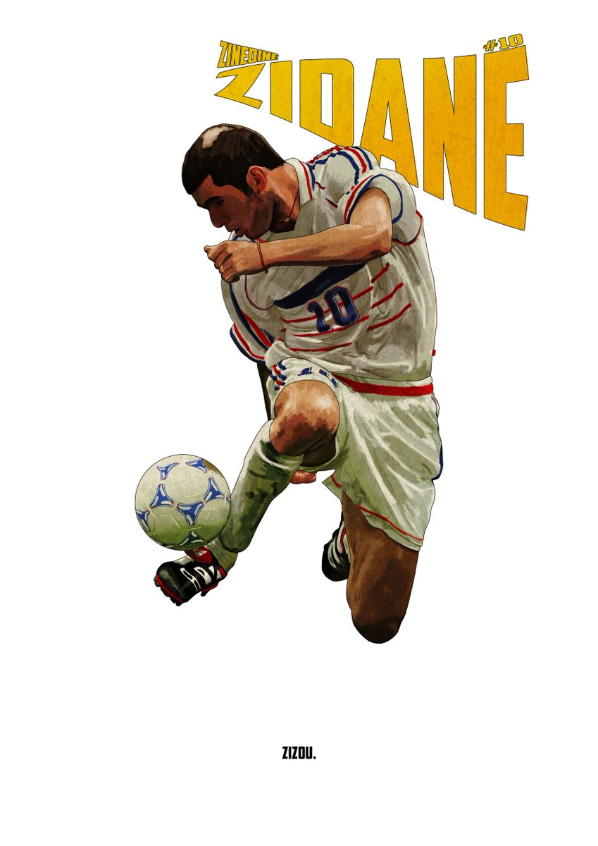 MY SHOP IS LIVE!!! A3 posters you can purchase now: Zidane - 5 available - £14.99 Jordan - 5 available - £14.99 hardmandesign.bigcartel.com