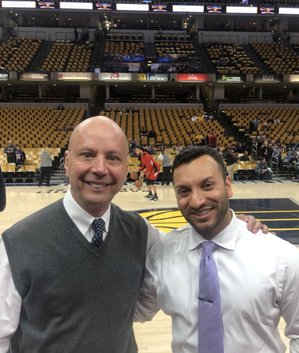 Congratulations to the new TV play by play announcer of the @chicagobulls @adamamin ! Adam is extremely gifted and will do a fabulous job with the great @Stacey21King  I would be remiss if I didn't acknowledge and thank Neil Funk for his years of spectacular play calling=legend. https://t.co/EQzITy2ULy