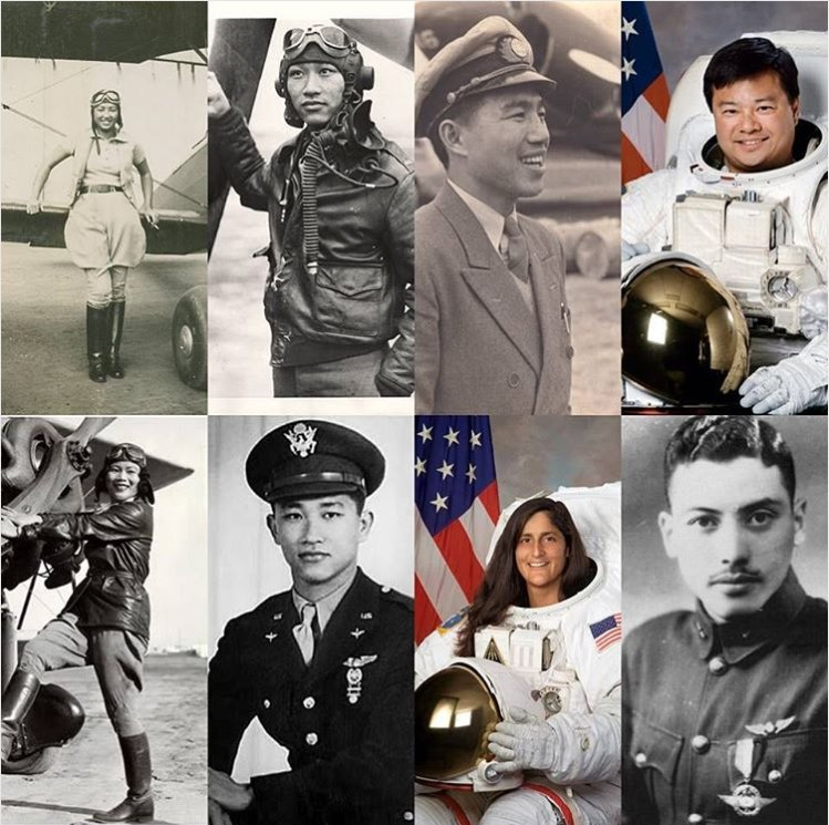 Thank you for celebrating the accomplished #aviators and #historic figures of #APAHM with us. Check out our Timeline of #FAA and #Aerospace #History for more information about groundbreaking figures in #aviation bit.ly/2XGOgGn. #APAHM2020