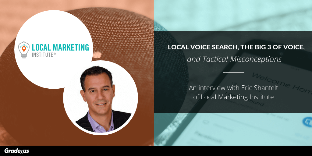 What should #localbusinesses do differently to appear in voice search results?   What are the nuances of Google Assistant, Apple Siri, and Amazon Alexa results?  Eric Shanfelt of @lmidaily shares his insights via @gradeus  https://app.quuu.co/r/lbrlyl- #localsearchpic.twitter.com/91XaY3DDV8