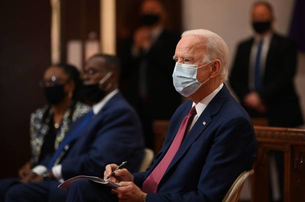🚨 While @realDonaldTrump is bunkered down in the White House, @JoeBiden is out listening to the African American community. Now more than ever we need a president who is willing to listen and act on behalf of the most vulnerable on our society. Joe is leading by example.