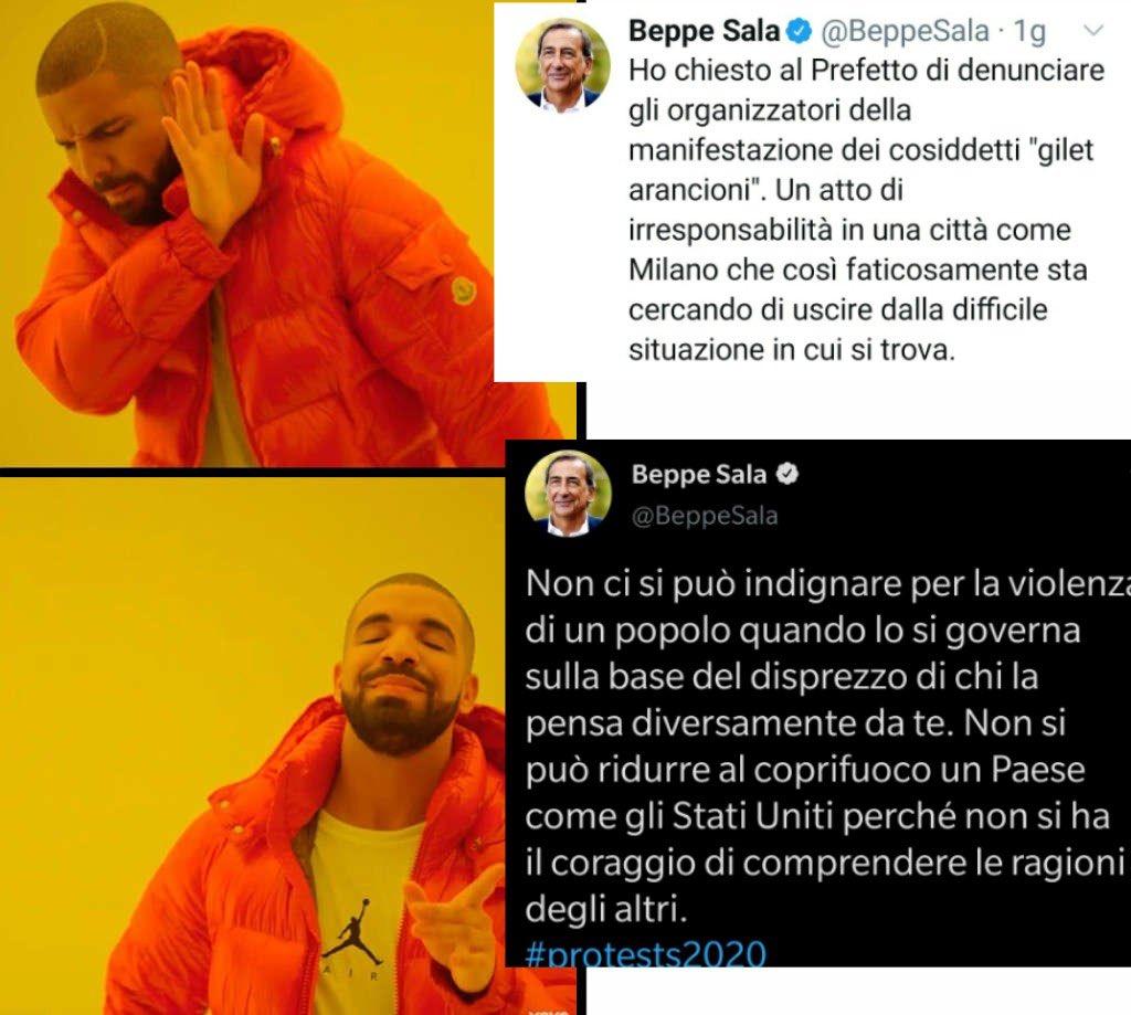 #BeppeSala