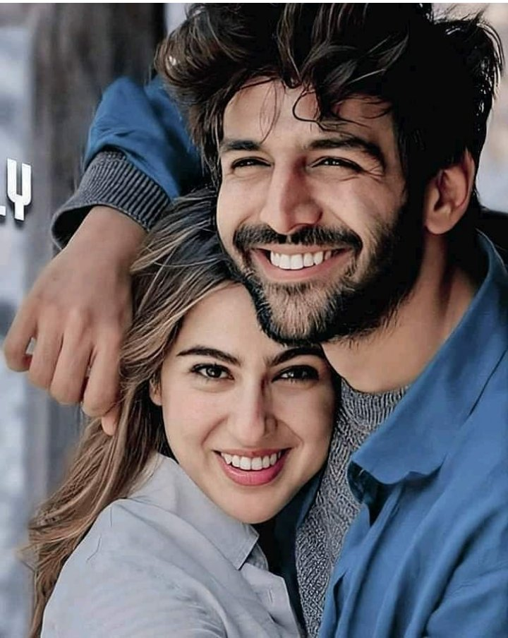 Hugging you and listing to those heart beats Missing you all day and missing all our meets Roaming everywhere and siting on your bike's back seat#sartik @TheAaryanKartik #SaraAliKhan pic.twitter.com/hBg8z2tjHD