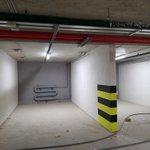 11.05.2020 - Завершены отделочные работы в помещениях паркинга (выравнивание стен, нанесение сигнальной разметки) в жилом комплексе у метро Лиговский проспект.